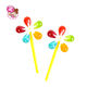 Toy Lollipop Fancy Rotating Windmill Candy Toy Lollipop Candy