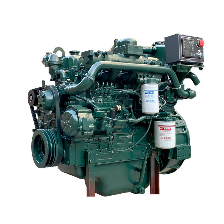 Yuchai 4 cylinder 2 cyl small inboard diesel engine water cooled 4 stroke Marine Diesel Machinery engines