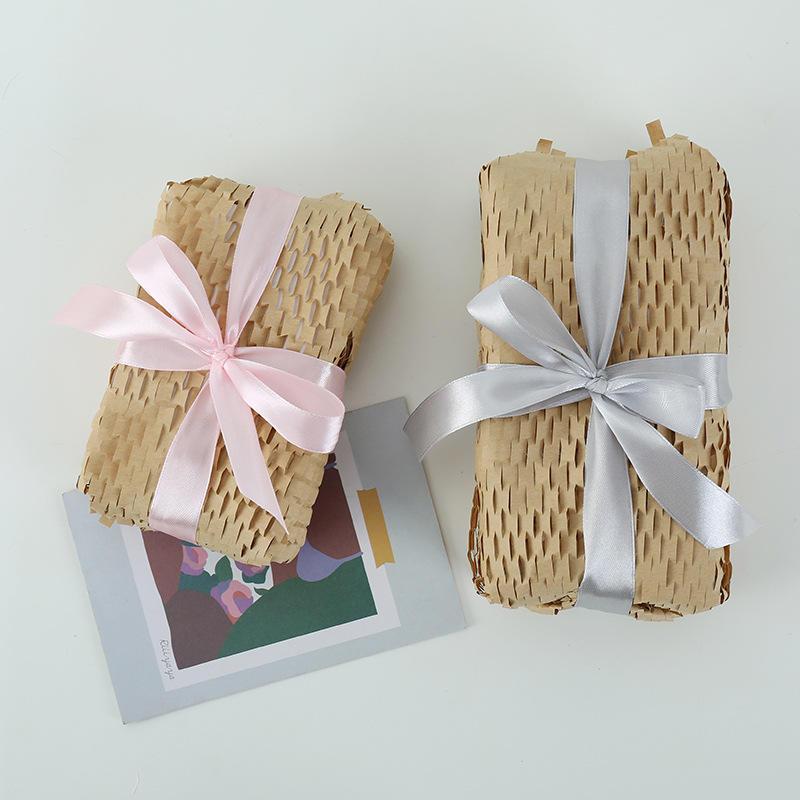 Воздушная подушка для упаковки сотовой бумаги