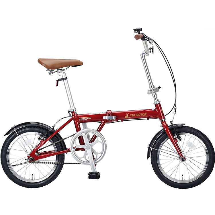Folding bike 16 20 inch bike aluminum alloy folding bicycle frame belt drive 10kg folding bike