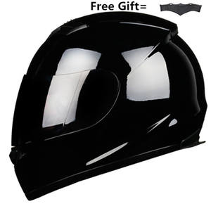 Motorcycle Helmet Men Chopper Scooter Cruiser Full Face Helmet Touring Motorbike Helmet Men Women Racing Street Moto Casco