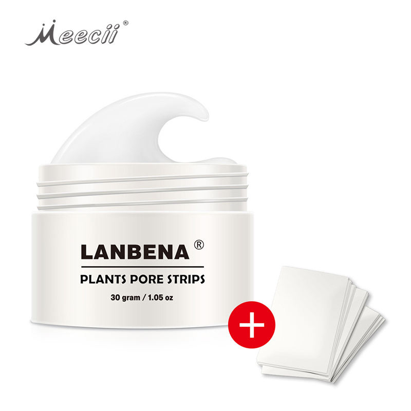 Lanbena Skin Care Cream Products Aloe Plants Pore Strips Blackhead Strength Removal Mask Powerful Acne Peel Off Mask