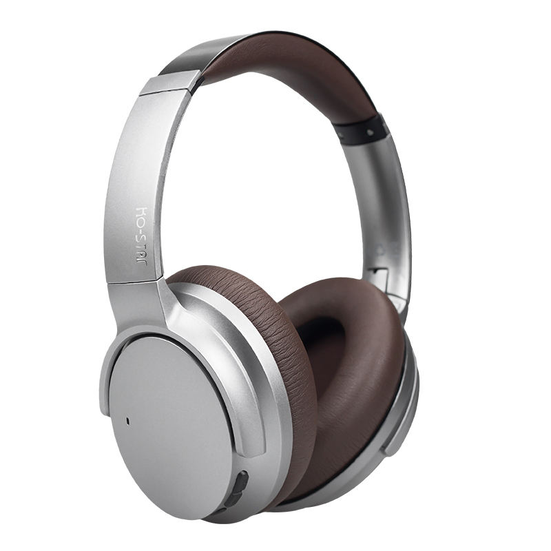 Wireless Touch Bluetooth 5.0 Stereo Deep Bass Headphones with Comfortable Protein Earpads