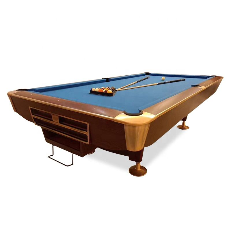 8Ft / 9Ft Option Pool Table Billiard Table For Billiard Club Sports