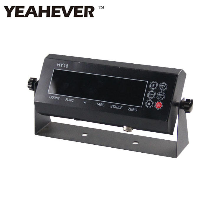 big screen HY18 weighing indicator display system for floor scale/bench scale/truck scale made in China