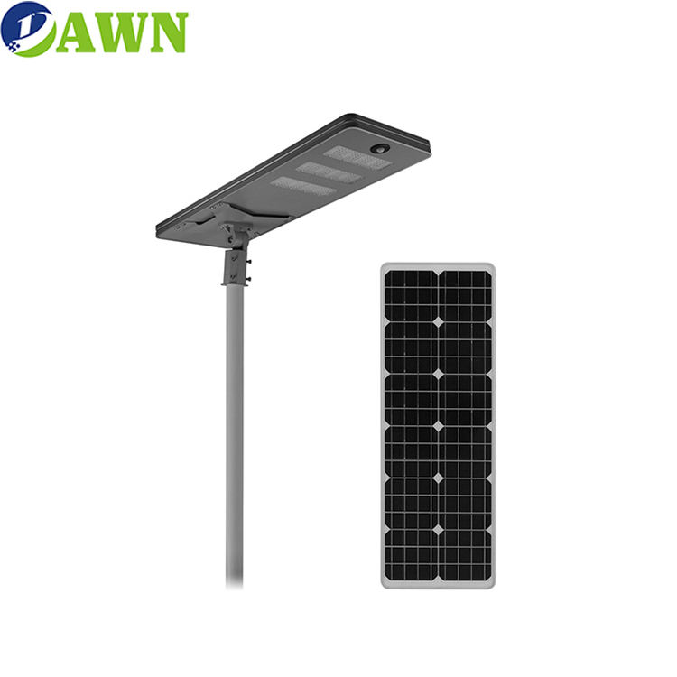 Featured Model 80w Solar Led Street Light With Nice Price Solar Outdoor Lamp