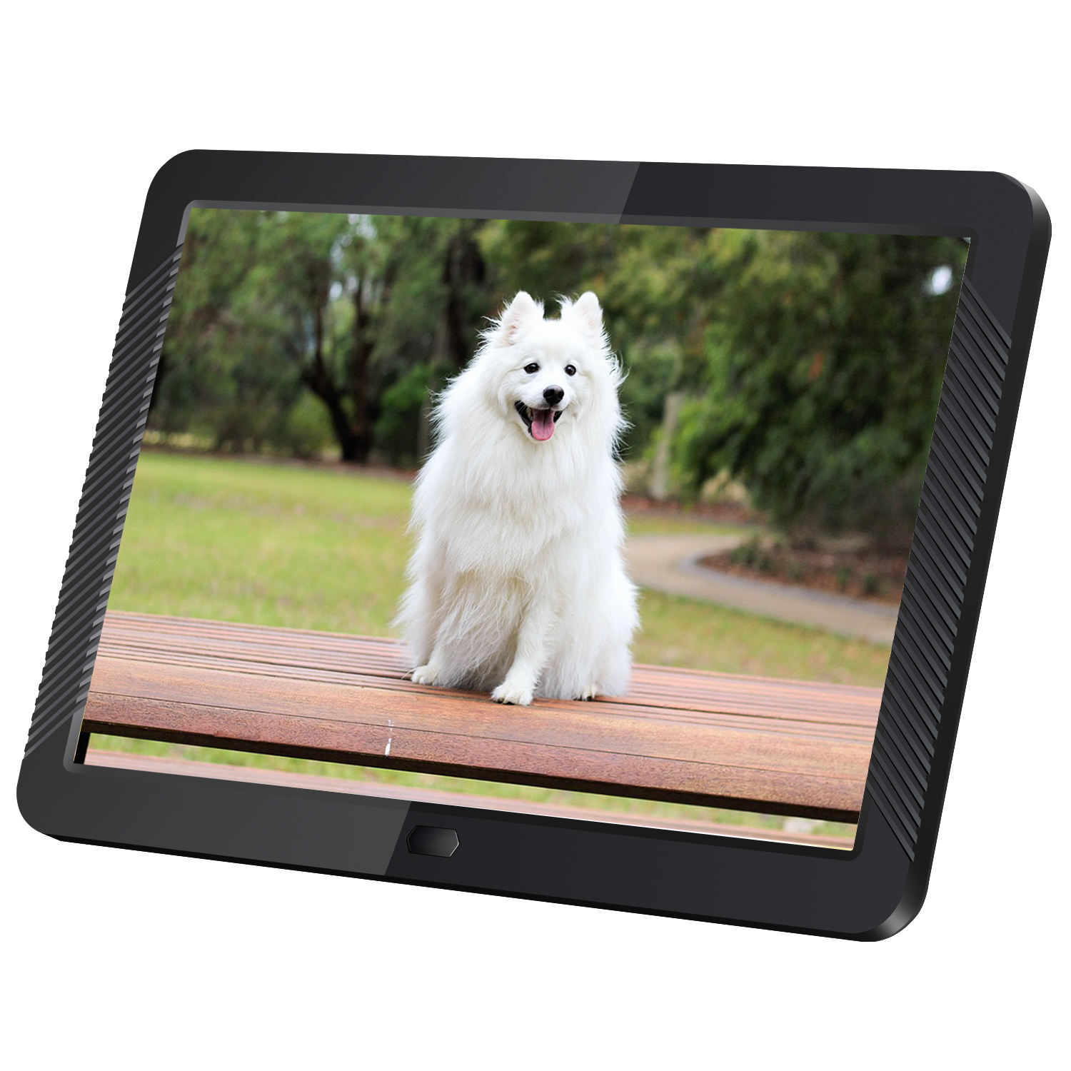 Digital Photo Frame 8 Inch IPS Display 1280*800 Digital Photo & HD Video Frame model name P800