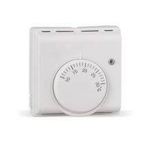 Easy control electric underfloor heating mechanical thermostat