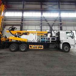 High efficiency water well drill rig for sale