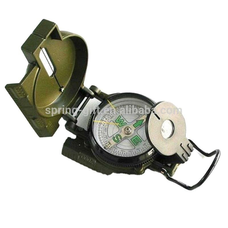professional nautical compass and Camping Navigation Lensatic Compass