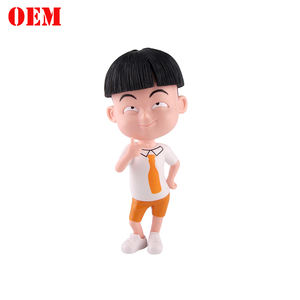 Hot Sale 3D Anime Custom Made Figurine Toy For Wholesale