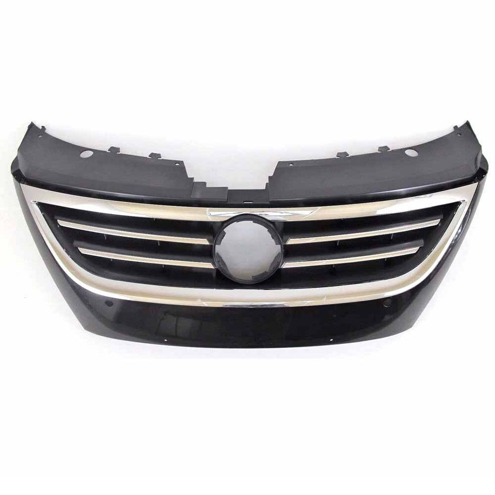 Ober Auto Grille Front Chrome <span class=keywords><strong>Grill</strong></span> 2009-2010 2011 2012 Für Volkswagen CC <span class=keywords><strong>VW</strong></span>