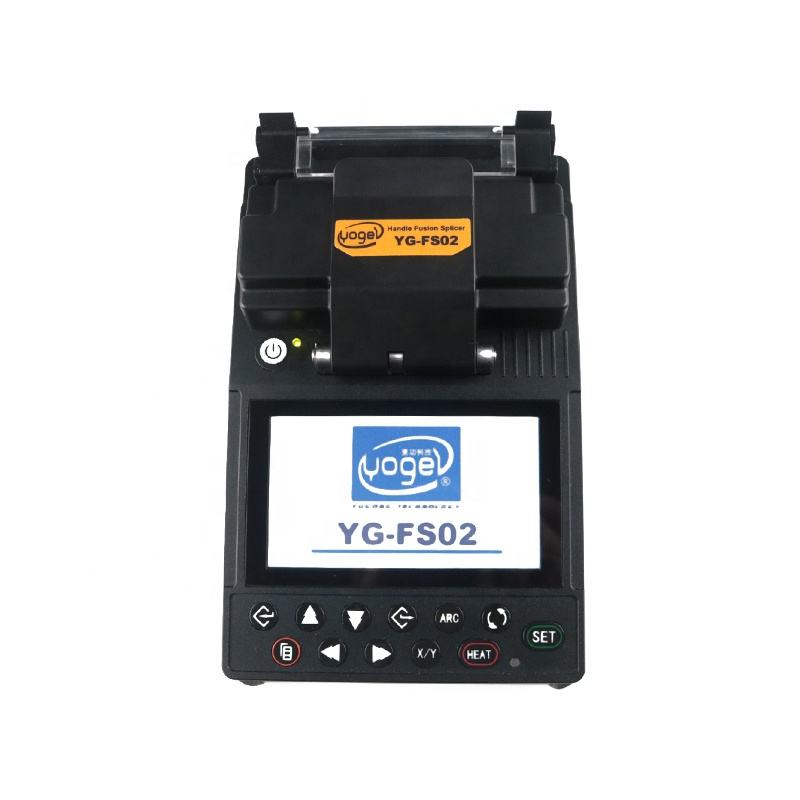 optical fiber auto fusion splicer used Splicing Machine with cheap price from yogel