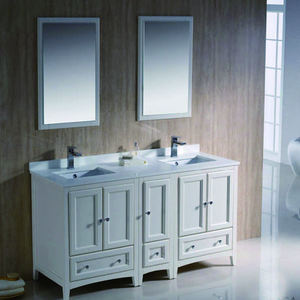 Innovative products for sell American style double basins Modern bathroom bathroom vanity cabinet