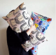 Print Throw Pillow Case Cushion Cover with Custom Packaging