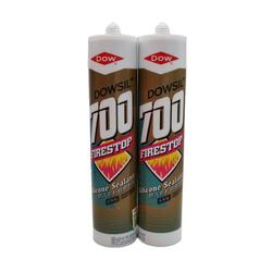 China Factory 700Cn Fireproof High Temperature Silicone Sealant