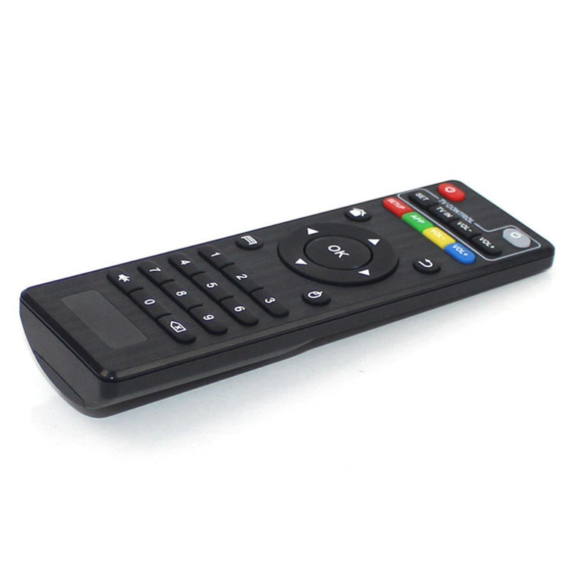 New Arrival Replacement Black Remote Control for Original Pro 4k M8S Android Smart TV Box Control