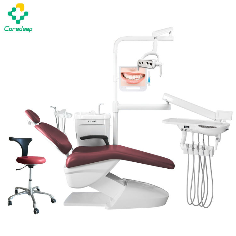 Best quality surgical clinic stomatology equipment dental chair