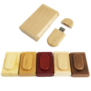 Individuelles Logo Holz Geschenk Usb 2,0 3,0 2GB,4GB,8GB Holz Usb Flash Drive 16GB,32GB,64GB-Stick Usb Stick