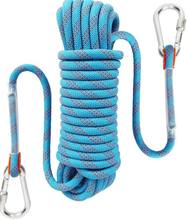 Climbing Escape Rope with Hooks