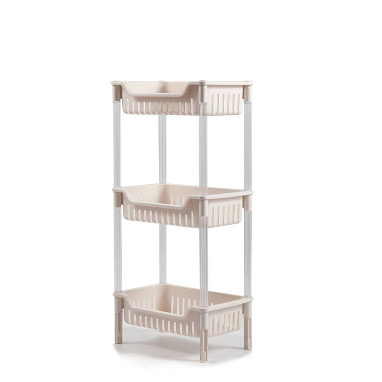 High quality plastic children toy storage rack, storage container rack