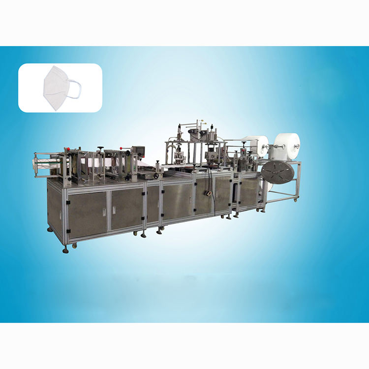 3 Months Warranty Factory Hot Sale Automatic Machine Dust Making Cup Face For KN95 Mask