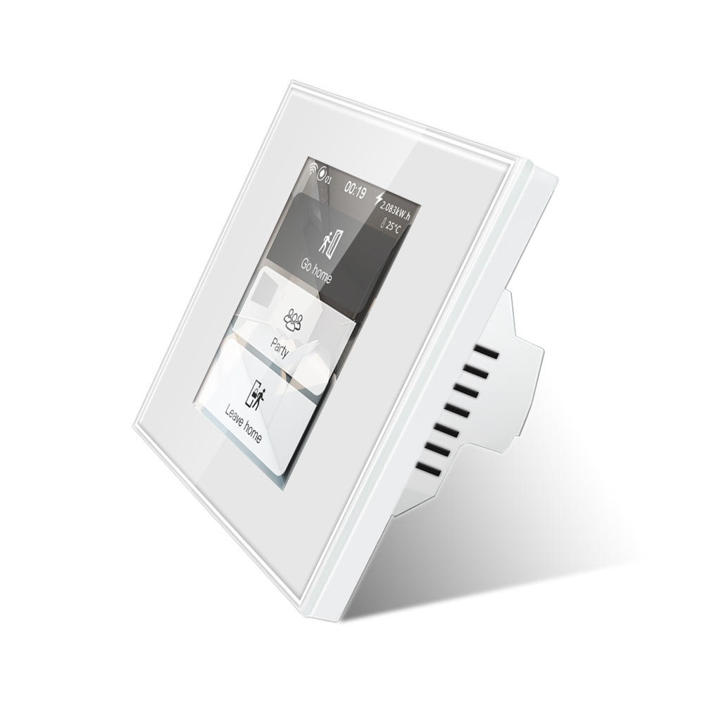 Formato di UE hotel e villa utilizzare smart touch interruttore wifi domotica casa intelligente interruttore one touch all on/ off scena interruttore