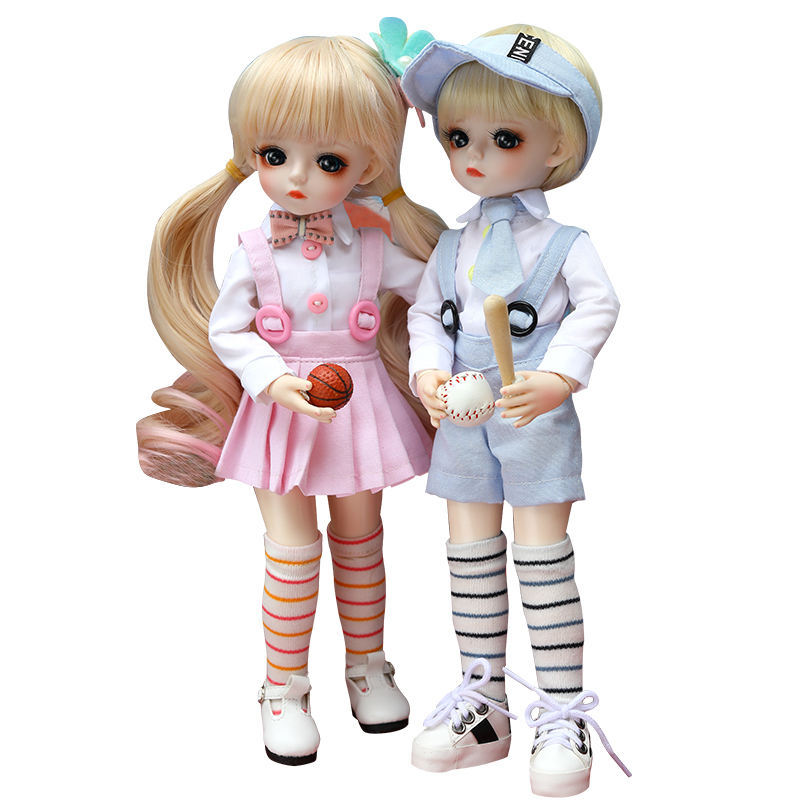 Factory cheap wholesale doris bjd/sd doll girls toys ball jointed doll bodies 30cm doll