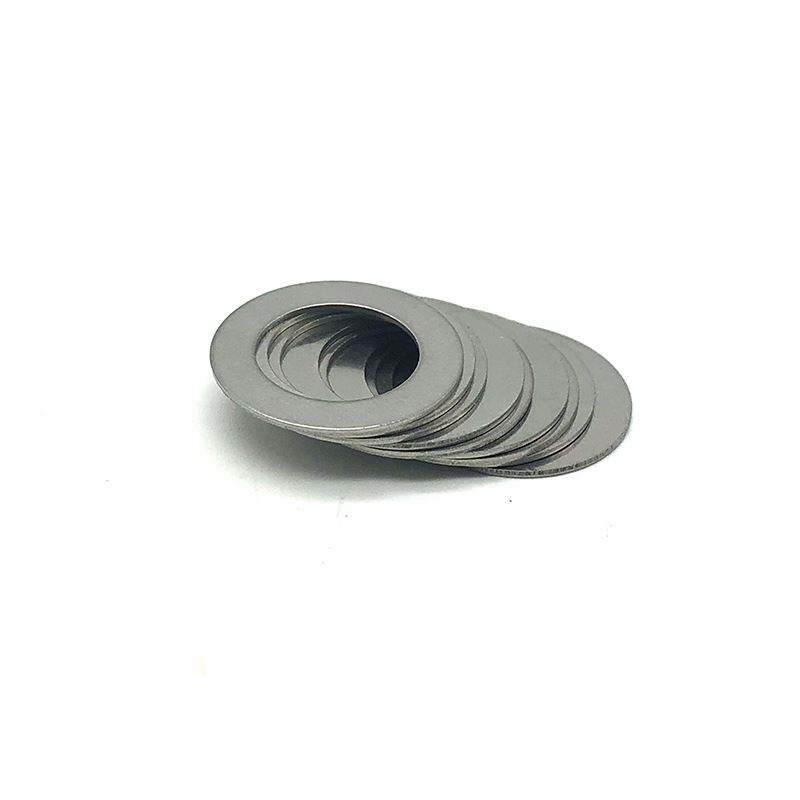 ANSI [ Flat Washers ] Flat Washers China Supplier Shim Rings Din 988 Ring Flat Washers 0.5mm Thick Shims