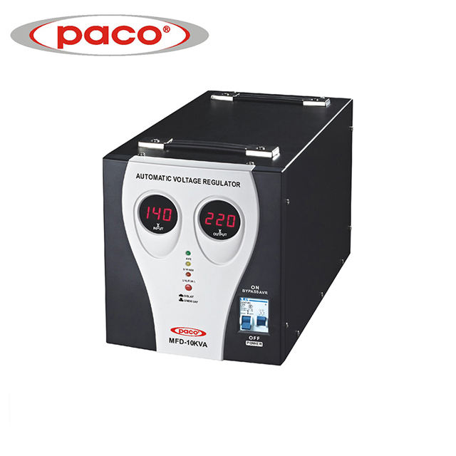 Arus AC Type 10KVA Rumah Automatic Voltage Stabilizer/<span class=keywords><strong>Regulator</strong></span> untuk Rumah Alat 220 V/110 V