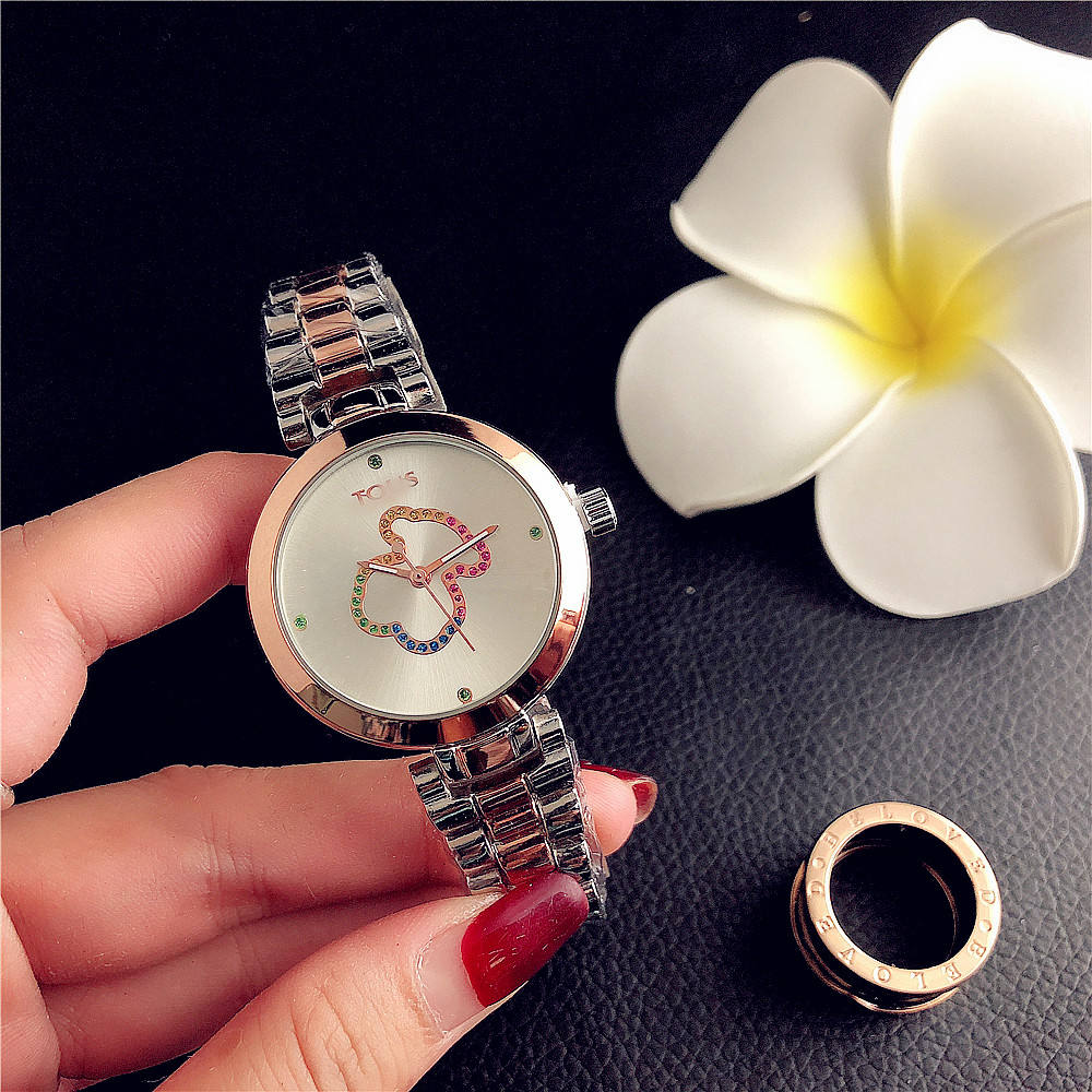 dropshipping wristwatches for ladies watches women facy quality warranty quartz watch tiny chain wristwatch with wholesale price