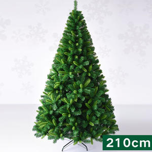 2020 new arrival PVC giant size custom Christmas tree artificial
