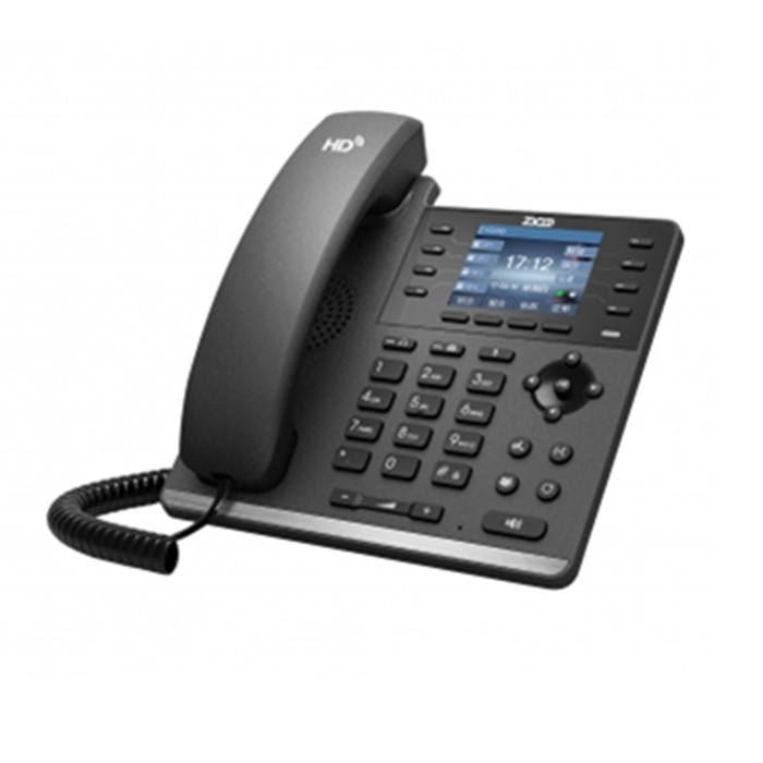 2 SIP Accounts VoIP IP Phone Zycoo IP Telephone CooFone-H81 Voip Products