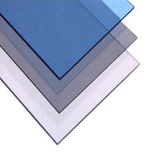 All-season performance fire resistant solid polycarbonate sheet