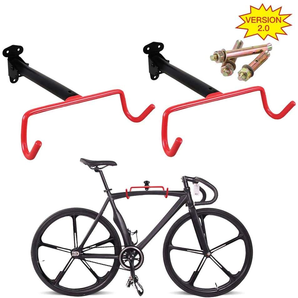 Cheap Price Bike Hook Wall Steel Hook Hanger Bicycle Mount To Wall