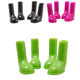 2020 Newest China Factory Stocked Pet Accessories Anti Slip Cute Dog Shoes Waterproof