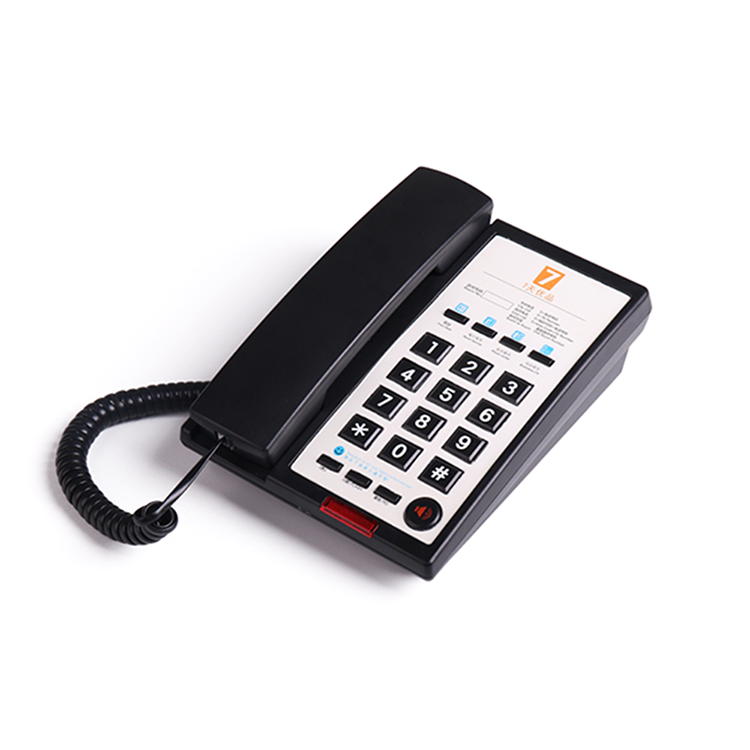 Hot selling hotel room telephone corded phone