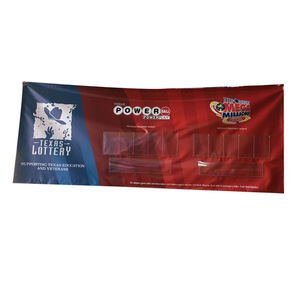 Eco Digital Printing Pvc Reflecterende Flex Vinyl Banner