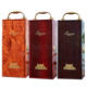 Hot selling piano lacquer single wooden box gift wine packaging for bottle