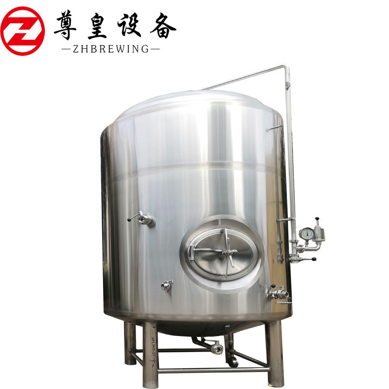 hot sale BBT 10BBL 20BBL Beer Bright Tank sus304 BBT beer storage tank Made in China