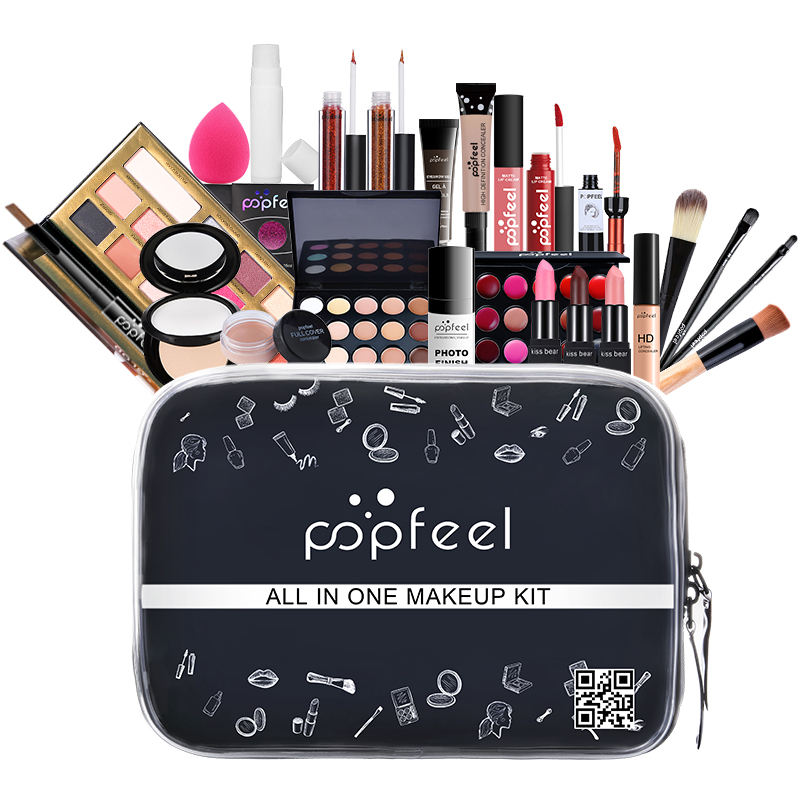 Private Label Make Up Set Women Sets Packaging Type Professional Makeup Kit