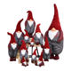 2020 New Christmas Gifts Santa Claus Novelty Xmas Dolls Elf Tomte Navidad Ornaments Stuffed Plush Gnome For Christmas