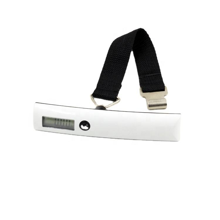 Amazon Bestseller 50Kg Plastic Electronic Weight Luggage Scale Machine PT-104B