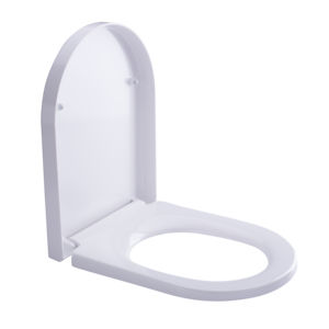 WC toilet bathroom Top selling uf seat Wall hung toilet soft close universal toilet seat cover