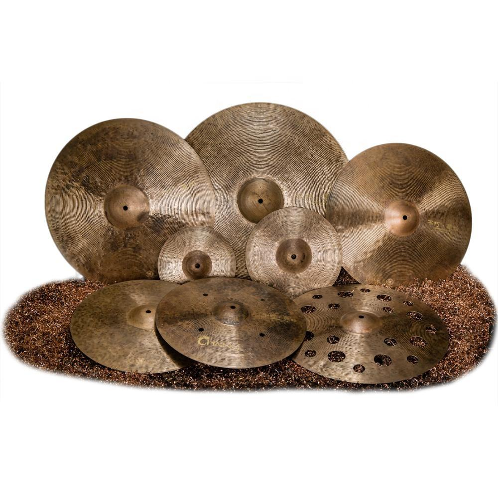 "Chang Cymbals Immortal Raw 13""Hihat For Drum Cymbals"