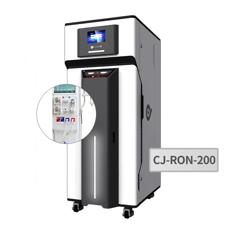 Water Purified Hemodialysis Machine Machine Reverse Osmosis Water Equipment Operating Room Semiconductor Ultrapure Water Systems