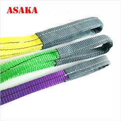 Popular Product Top Quality  8  ton 8 meter Lifting Belt  We
