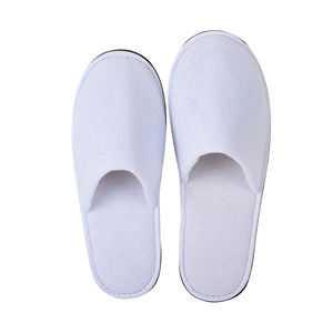 Hot Sale Personalized Disposable Hotel Slippers for Bathroom indoor hotel