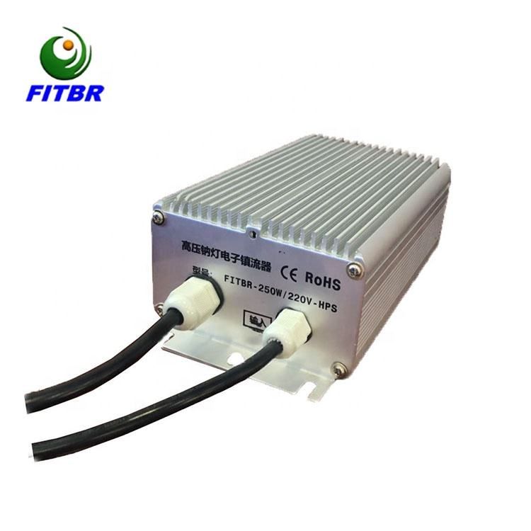 Hydroponics CE certification 600W/230V digital electronic ballast for plant lighting