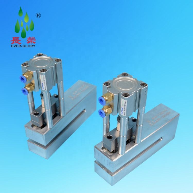 Puncher Double Round Hole Puncher For Plastic Bag